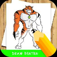 how to draw cartoon ben 10 step by step gameskip