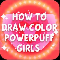 how to draw color powerpuff girls cartoon network gameskip