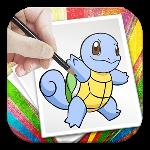 how to draw pokemon gameskip