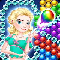 ice queen sisters bubble