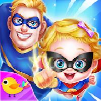 incredible baby - superhero family life gameskip