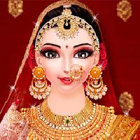 indian wedding makeover and makeup : part 2 gameskip