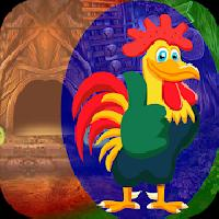 kavi escape game 467 cartoon chanticleer rescue gameskip