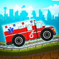 kid racing ambulance - medics! gameskip