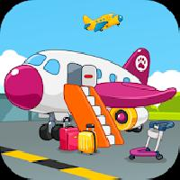 kids airport adventure gameskip