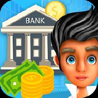 kids bank cashier manager money learning gameskip