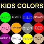 kids colors tap and learn gameskip