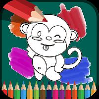 kids - drawing and coloring gameskip