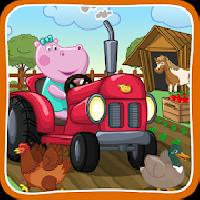 kids family farm gameskip