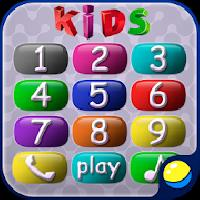 kids game: baby phone gameskip