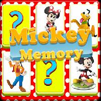 kids mickey memory gameskip