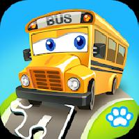 kids puzzle: vehicles gameskip