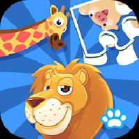 kids puzzle:animal gameskip