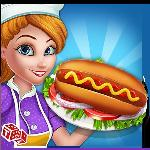 kitchen fever - burger shop gameskip