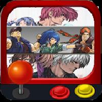 kof 2002 magic fighter gameskip