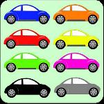 learn colors with cars gameskip