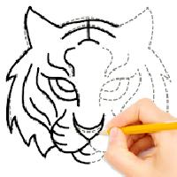 learn to draw animal gameskip