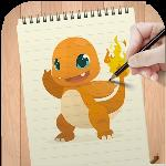 learn to draw pokemons gameskip