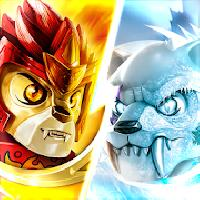 lego chima: tribe fighters gameskip