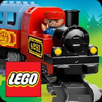 lego duplo train gameskip