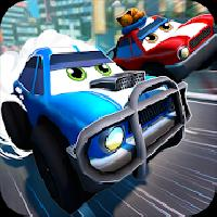 gameskip lightning mcking! cartoon cars