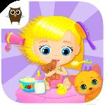 lily and kitty baby doll house gameskip