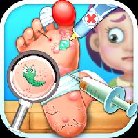 little foot doctor: kids games gameskip