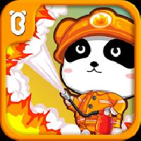 little panda fireman gameskip