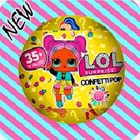 lol surprise dolls candy eggs gameskip