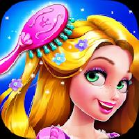 long hair princess hair salon gameskip