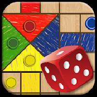 ludo parchis classic woodboard gameskip