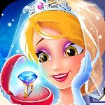 magic ice princess wedding