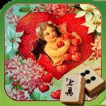 mahjong: happy valentine's day