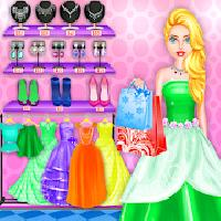 mall shopping and dress up salon  rich girl style gameskip