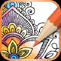 mandala coloring book gameskip