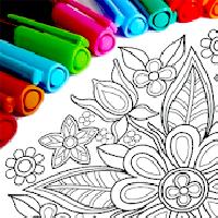 mandala coloring pages gameskip
