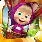 masha and the bear: adventure gameskip