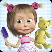 masha and the bear clean house gameskip