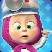 masha and the bear: pet clinic gameskip