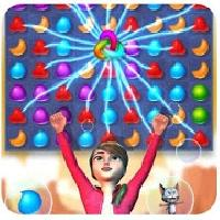 match 3 game free - bubbles match 3