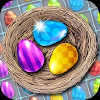 match 3 games: egg crush and puzzles gameskip