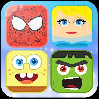 memory cartoon game for kids gameskip