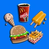 memory game for kids-fast food gameskip