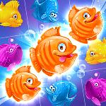 mermaid puzzle: fish rescue gameskip