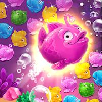 mermaid - treasure match-3 gameskip