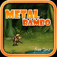 metal rambo war shooting gameskip