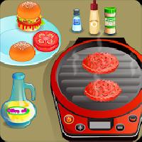 mini burgers, cooking games gameskip