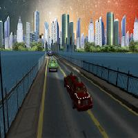 modern city bridal limo car gameskip
