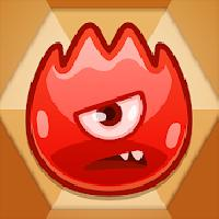 monster busters: hexa blast gameskip