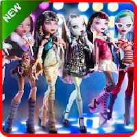 monster high : fashion games gameskip